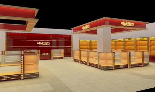 烟台商业空间设计 专卖店