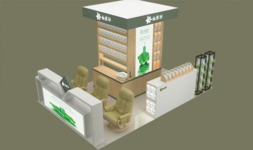煙台商業空間展示設計 商場專櫃