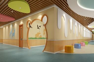 煙台工程設計--幼兒園設計方案