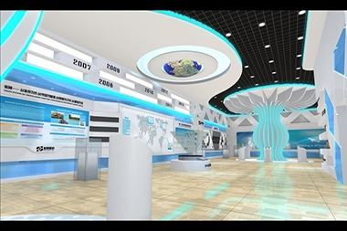 福山区企业展厅设计