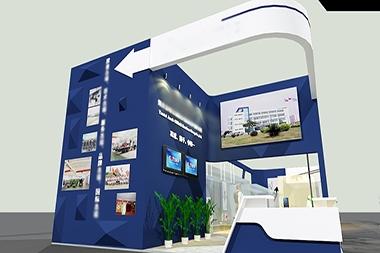 企业展览设计搭建