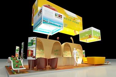 莱山区展会展位设计
