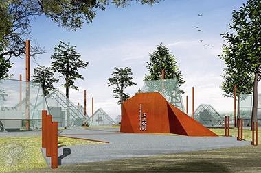 福山区室外展览设计
