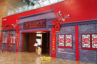 烟台展览装修--博物馆展览设计施工