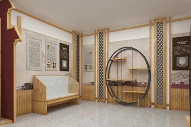 莱山区展览展示--民俗文化展厅