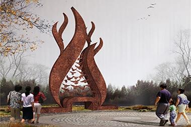 雕塑創意設計