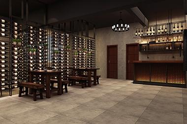 餐飲酒店設計--頭牌龍蝦