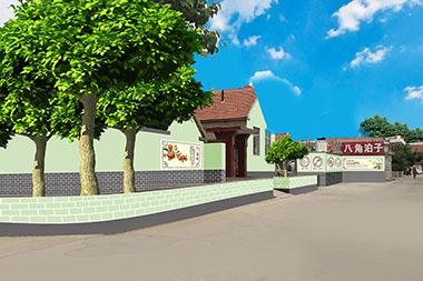 煙台美麗鄉村設計-泊子村