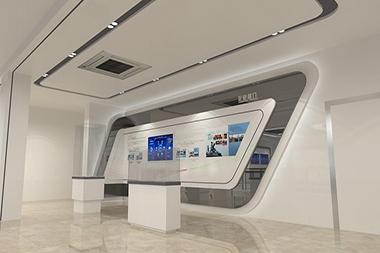 煙台企業文化展廳