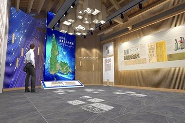 烟台文化展馆设计