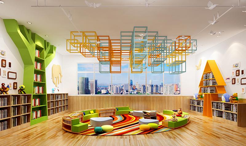 煙台幼兒園設計