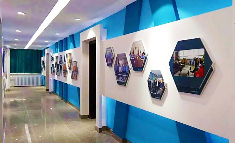 煙台機關文化走廊